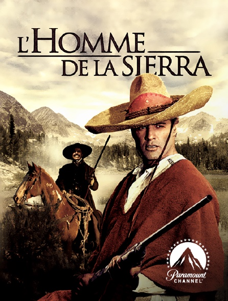 Paramount Channel - L'homme de la sierra