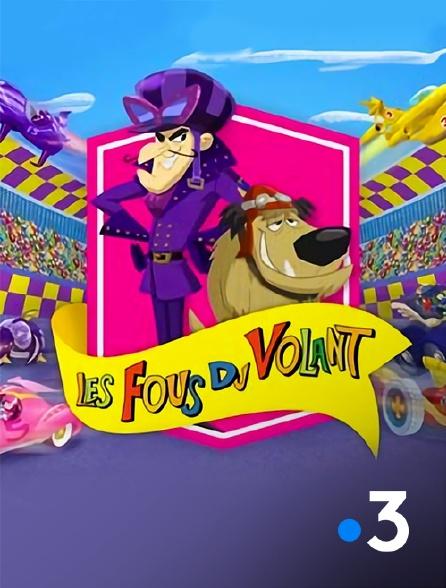 France 3 - Les fous du volant