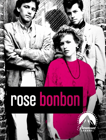 Paramount Channel - Rose bonbon
