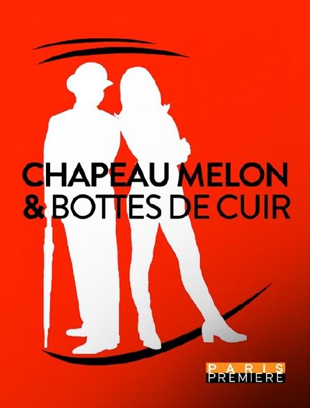 Paris Première - Chapeau melon et bottes de cuir
