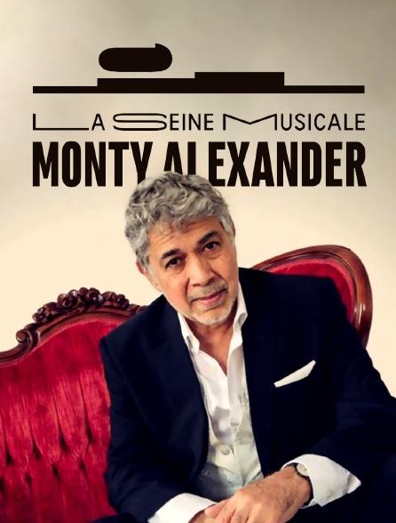Monty Alexander à La Seine Musicale