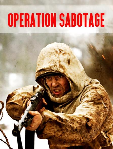 Opération sabotage