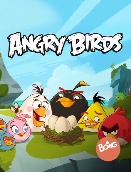 Boing - Angry Birds