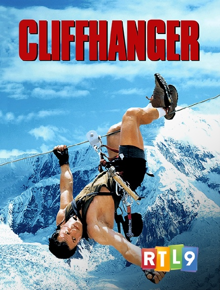 RTL 9 - Cliffhanger, traque au sommet