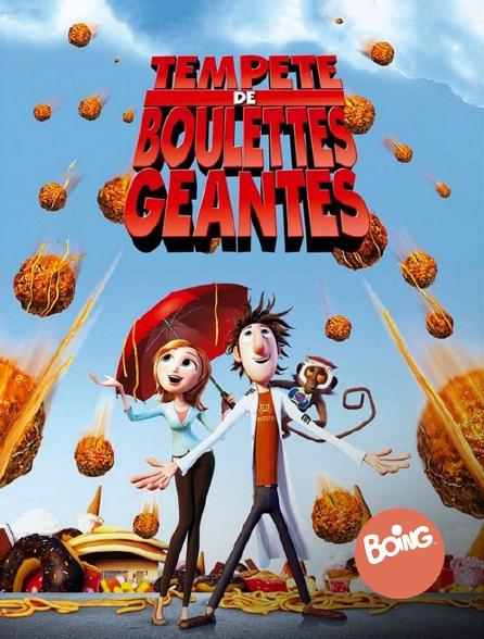 Boing - Tempête de boulettes géantes