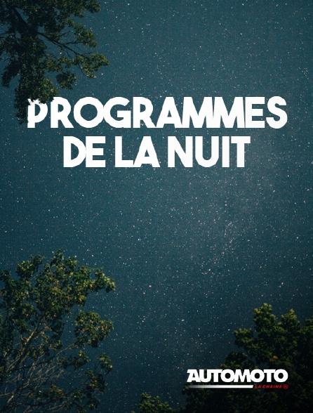 Automoto - Fin des programmes
