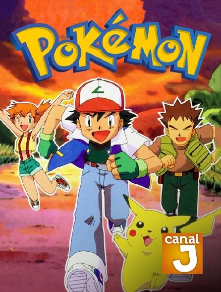 Canal J - Pokémon