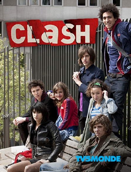TV5MONDE - Clash