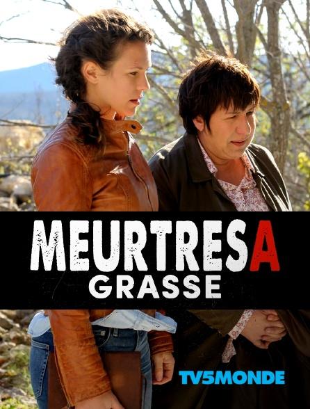 TV5MONDE - Meurtres A : Grasse