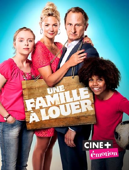 Ciné+ Emotion - Une famille à louer