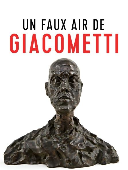 Un faux air de Giacometti