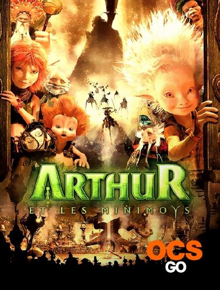 OCS Go - Arthur et les Minimoys