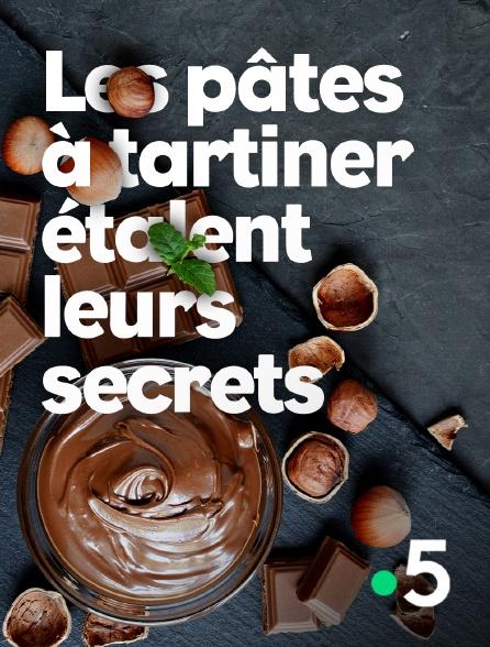 France 5 - Les pâtes à tartiner étalent leurs secrets