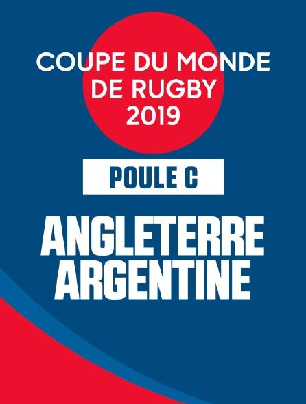 Coupe de monde de Rugby 2019 - Angleterre / Argentine