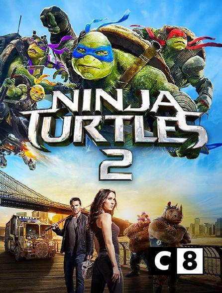 C8 - Ninja Turtles 2