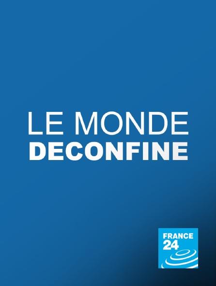 France 24 - Le monde déconfiné