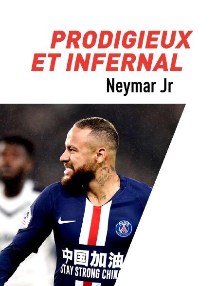 Neymar Jr, prodigieux et infernal