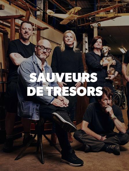 SAUVEURS DE TRESORS