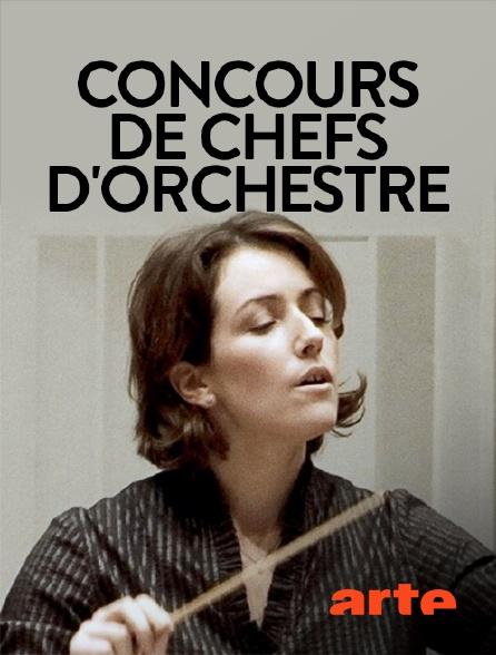 Arte - Concours de chefs d'orchestre
