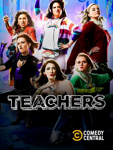 Comedy Central - Teachers