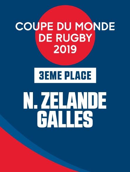 Rugby - Nouvelle-Zélande / Pays de Galles