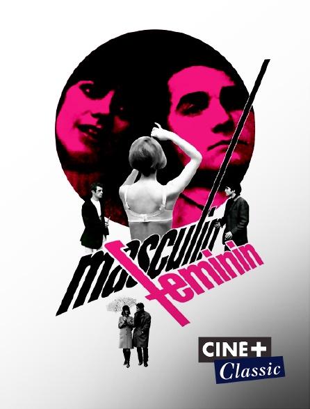 Ciné+ Classic - Masculin féminin