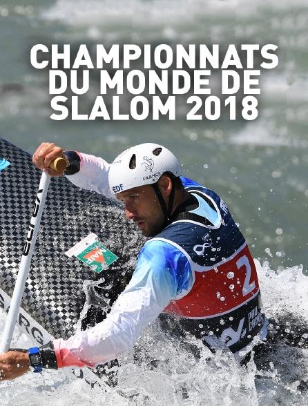 Championnats du monde de slalom 2018