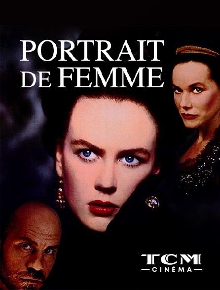 TCM Cinéma - Portrait de femme