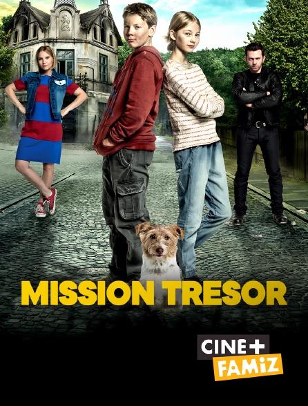 Ciné+ Famiz - Mission trésor