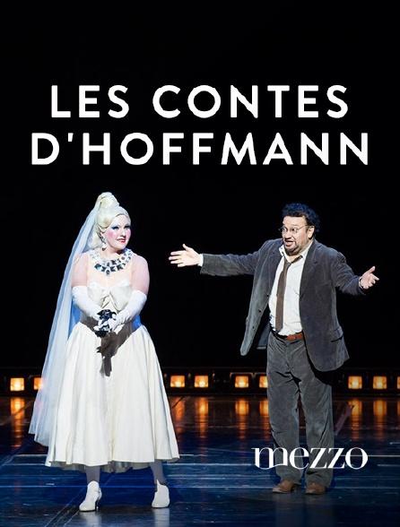 Mezzo - Les Contes d'Hoffmann