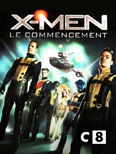C8 - X-Men : le commencement