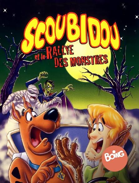 Boing - Scooby-Doo et le rallye des monstres