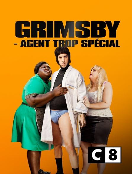 C8 - Grimsby, agent trop spécial