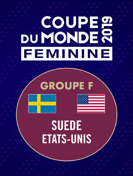 Football - Coupe du monde féminine : Suède / Etats-Unis