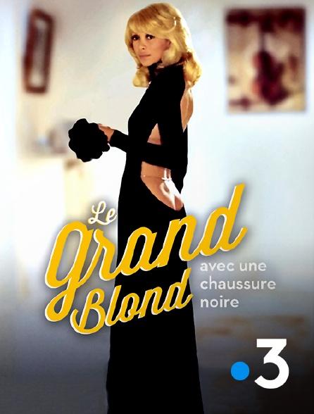 France 3 - Le grand blond avec une chaussure noire