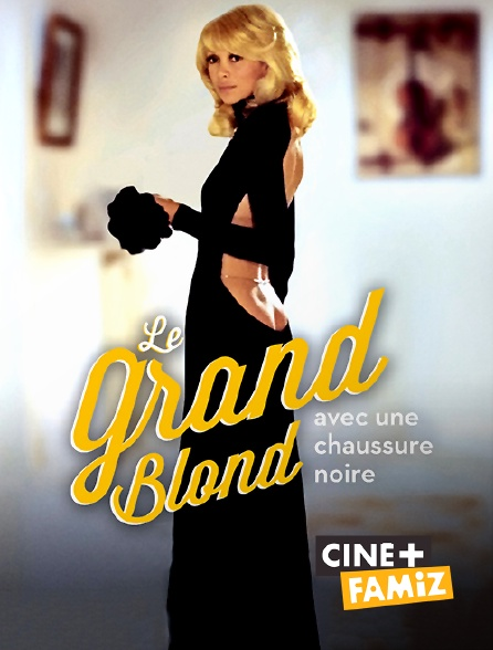 Ciné+ Famiz - Le grand blond avec une chaussure noire