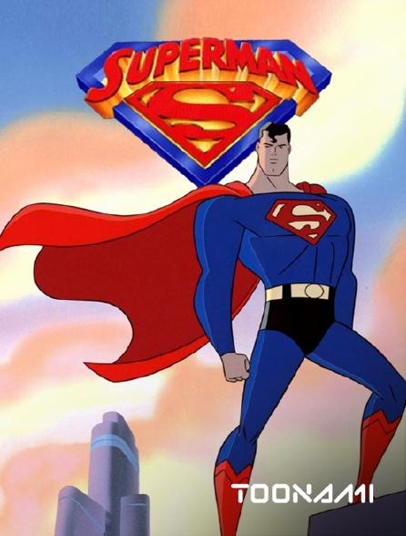 Toonami - Superman