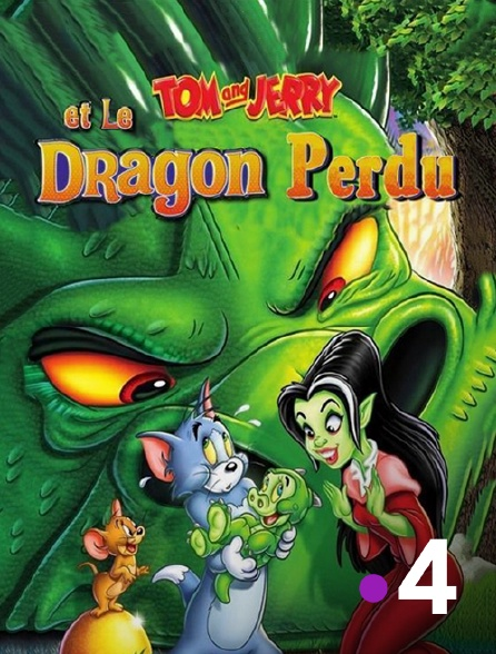 France 4 - Tom et Jerry et le dragon perdu