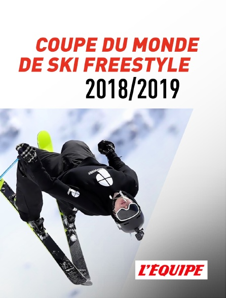 L'Equipe - Coupe du monde de ski freestyle
