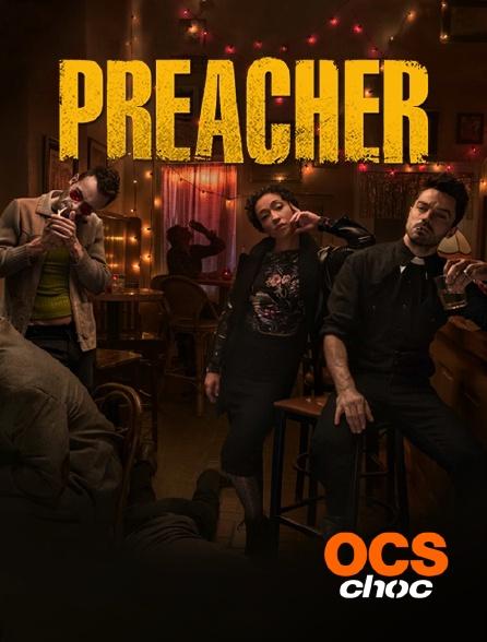 OCS Choc - Preacher