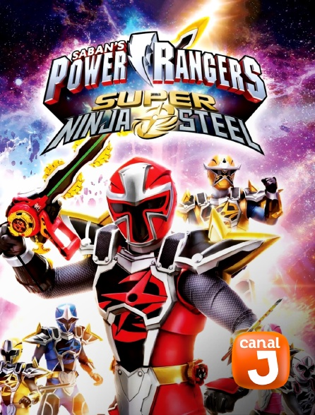 Canal J - Power Rangers Super Ninja Steel