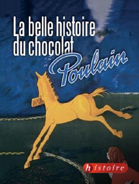 Histoire - La belle histoire du chocolat Poulain