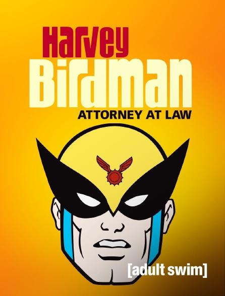 Adult Swim - Harvey Birdman, Attorney at Law