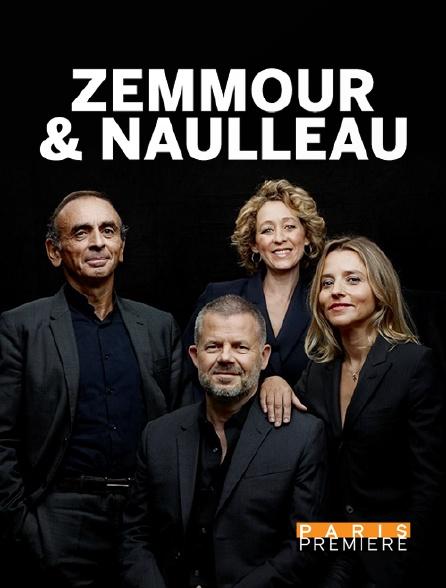 Paris Première - Zemmour et Naulleau