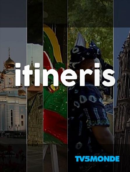 TV5MONDE - Itinéris