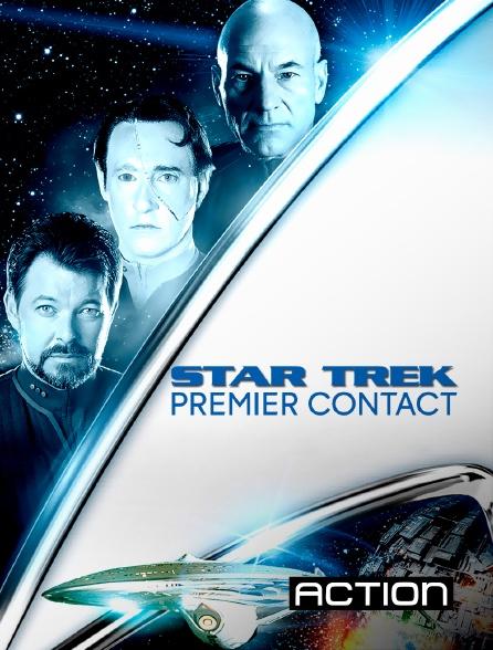 Action - Star Trek : premier contact