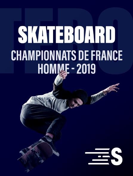 Sport en France - Championnat de France de Skateboard hommes 2019