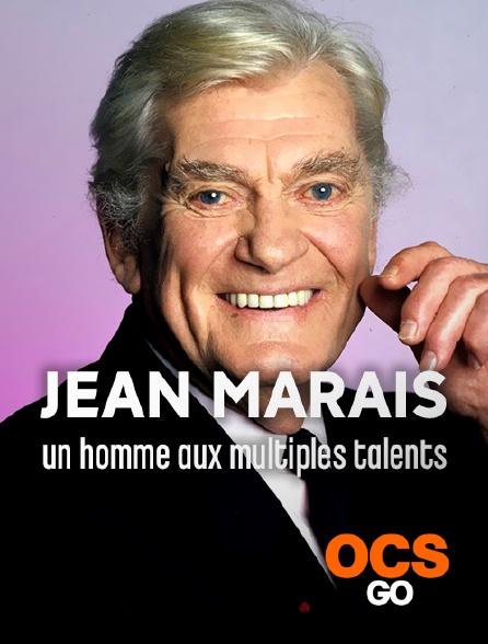 OCS Go - Jean Marais, un homme aux multiples talents