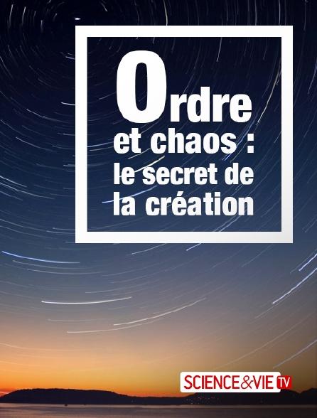 Science et Vie TV - Ordre et chaos : le secret de la création