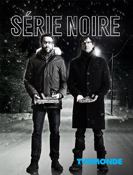 TV5MONDE - Série noire